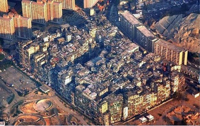 Photo of Çarpık Kentleşmenin Şatosu: Kowloon Walled City
