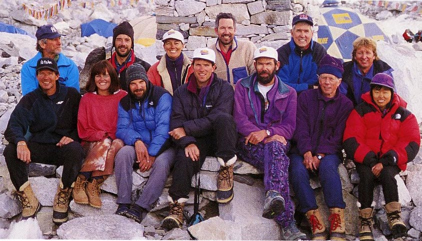 Photo of 1996 Everest Faciası