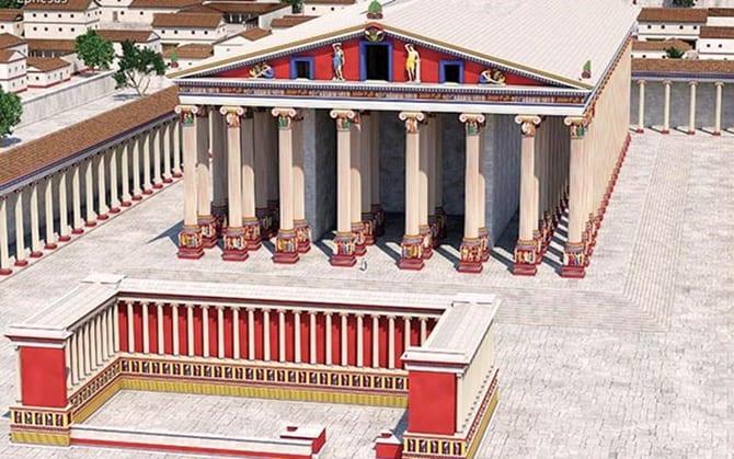 Karşınızda, 2044 Yıl Önceki Efes…