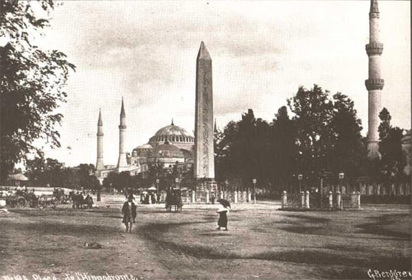 Photo of Konstantinopolis'in Dikilitaşları