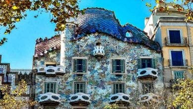 Photo of Gaudi, Casa Batllo ve Barselona